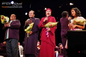 Mike Mohede, Dewi Yul, Gita Gutawa,